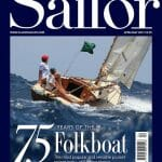 Article in Classic Sailor about Atalantas