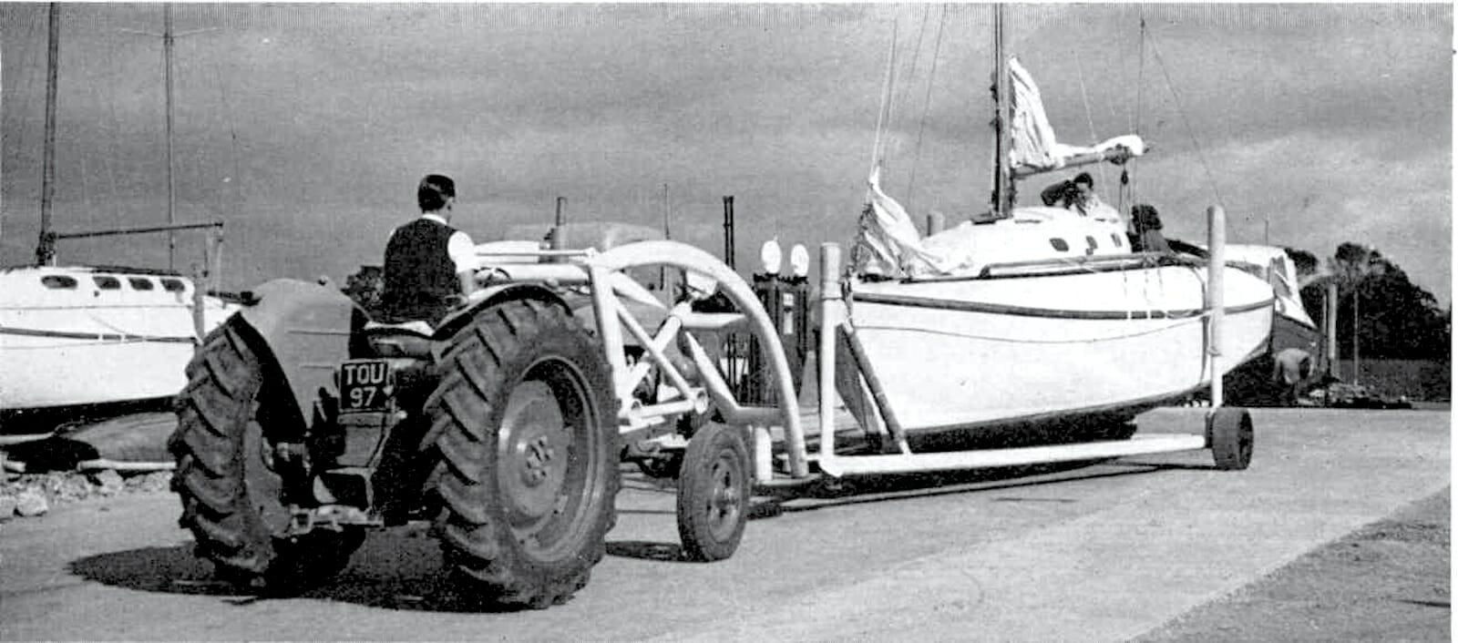 1962 Fairey Marine Boatpark image