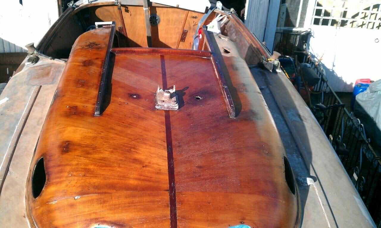 A115 Mara Blister Restoration