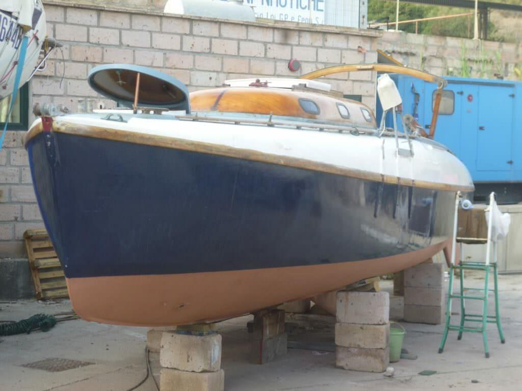 A102 Atalanta Mary in Sardinia