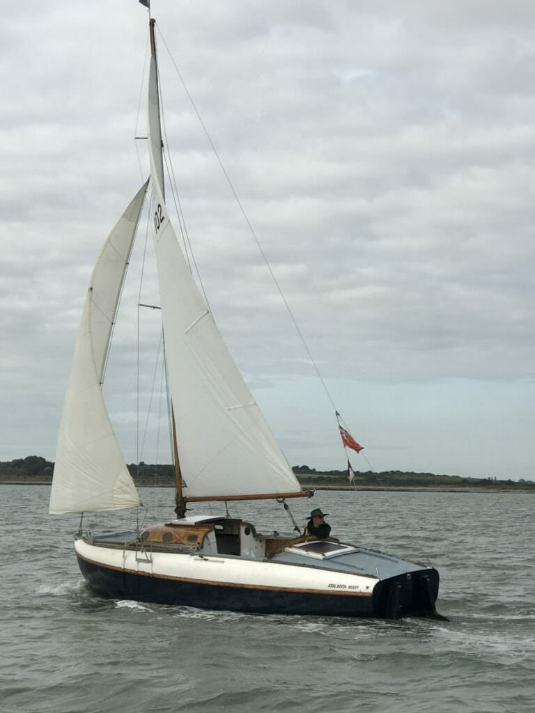 2017 Mary on the Blackwater