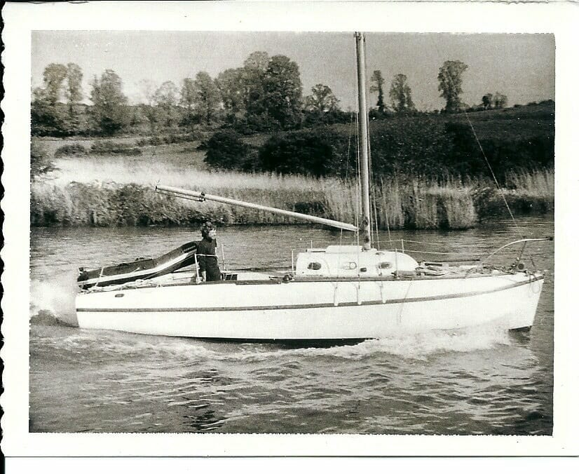 2 - Emma Duck Sharpness Canal engine trials 1973