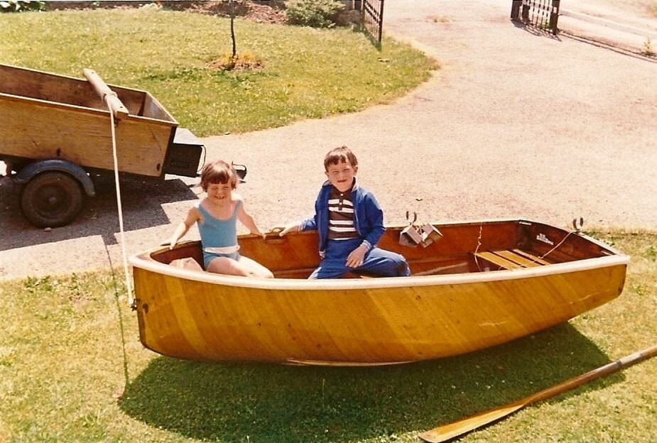 Memories of my ownership of A179 Emma Duck in 1970s