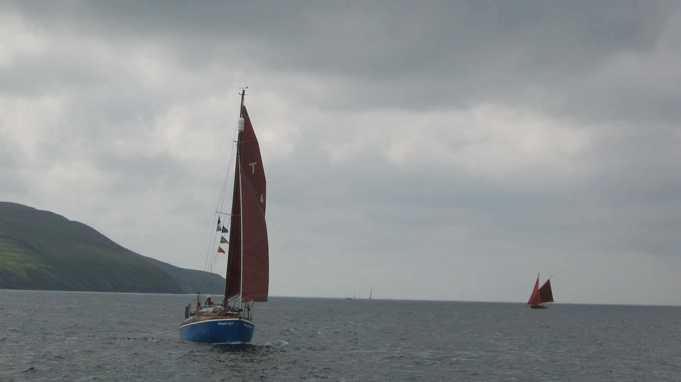 T4 Brother Jack sailing
