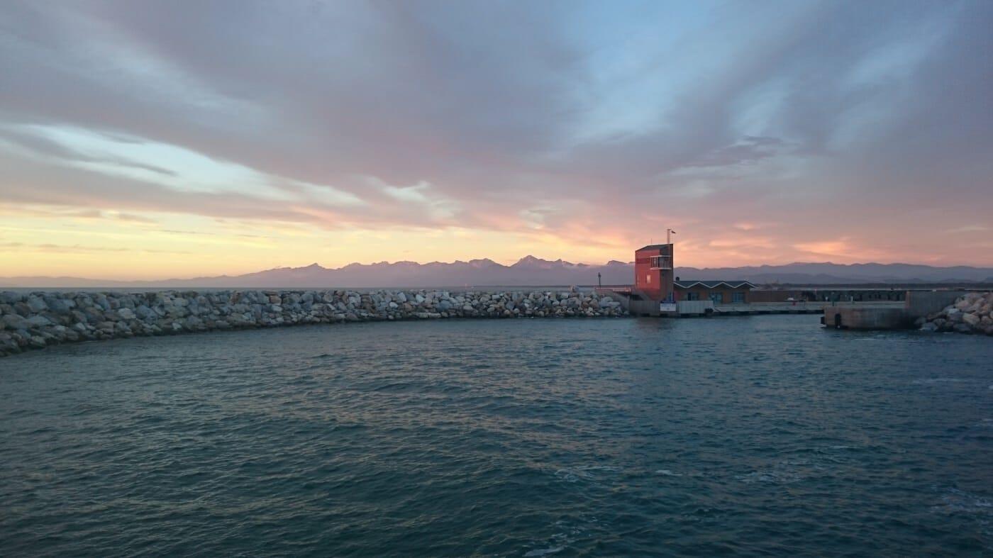 Pisa marina