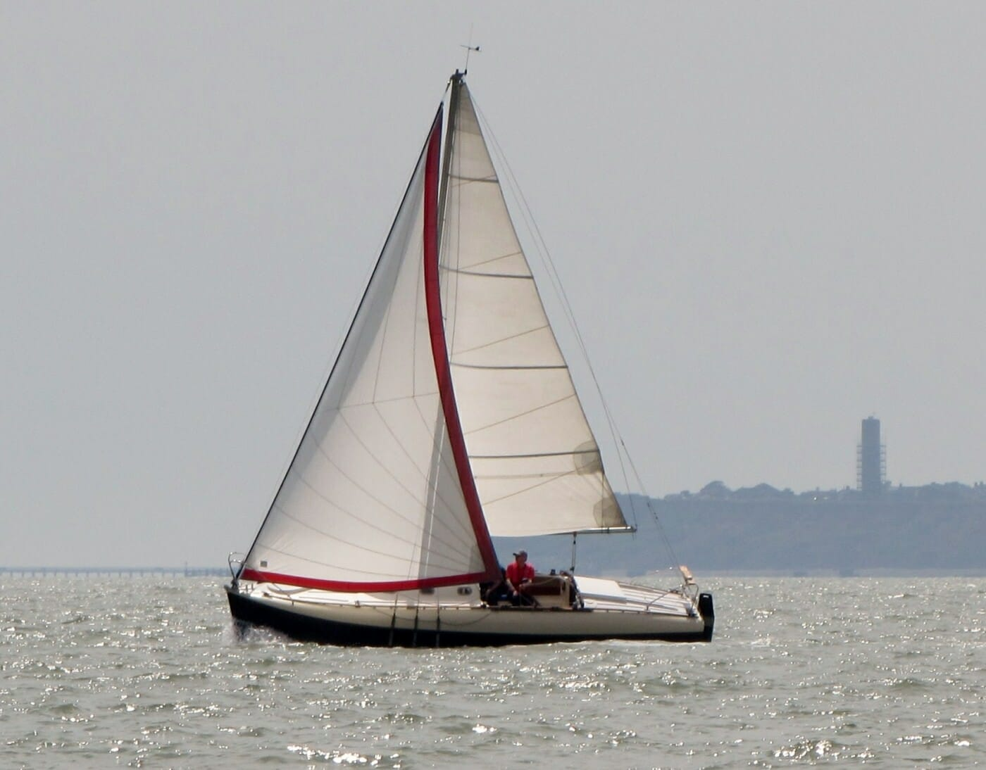 2015 A89 Sailing on the R.Orwell