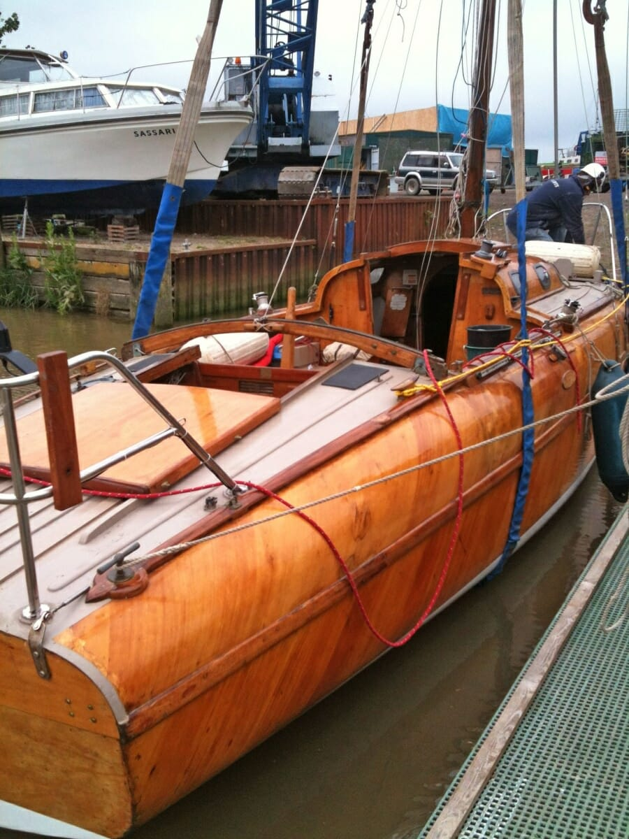 A148 Johara back to the water 2013