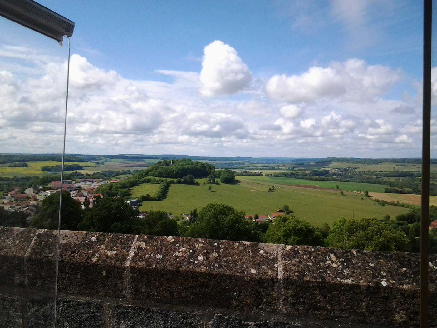 The view from Langres