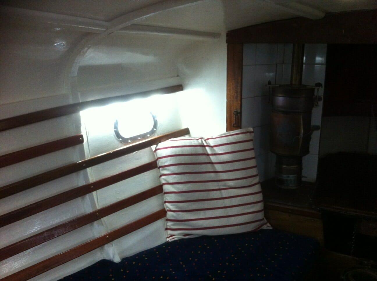 A71 Main cabin