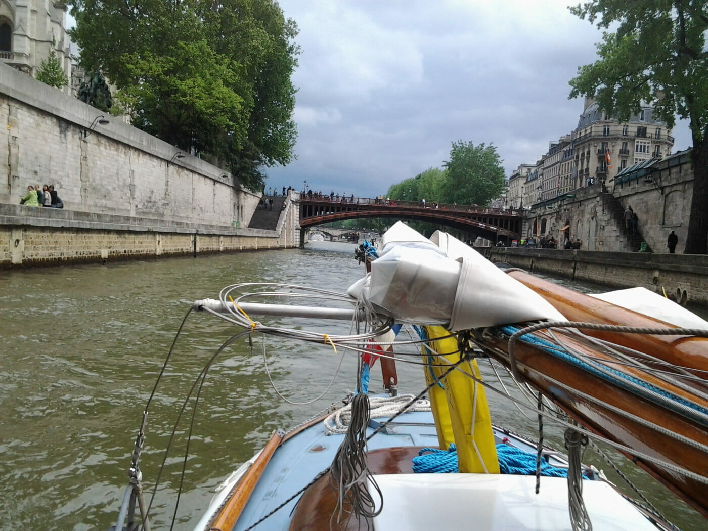 Paris an atalanta's view