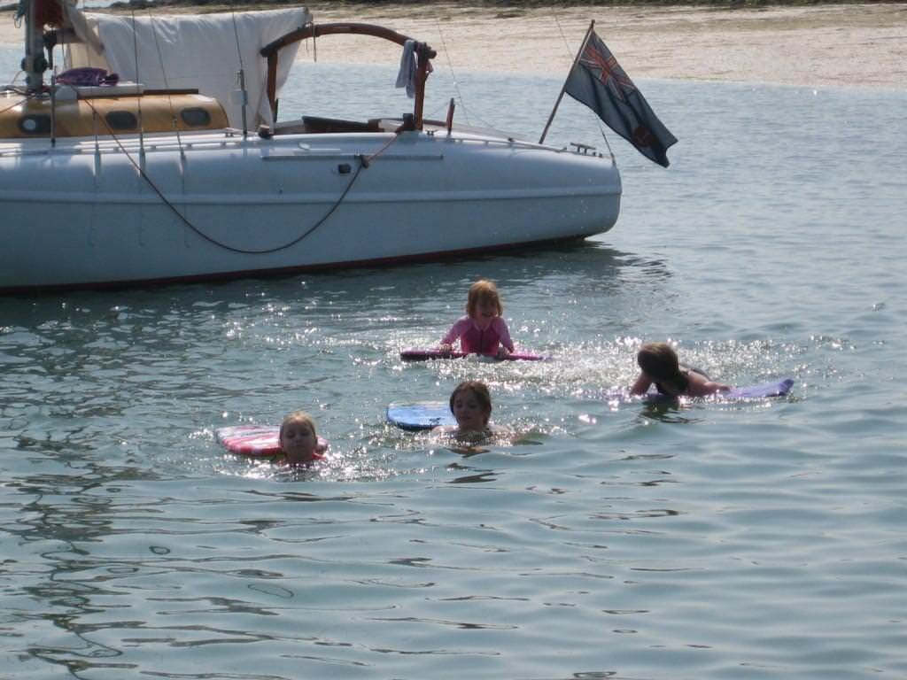 A17 Gambol Newtown Swimming Summer 2012