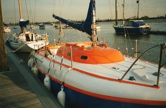 A17 Gambol Brightlingsea 2003ish