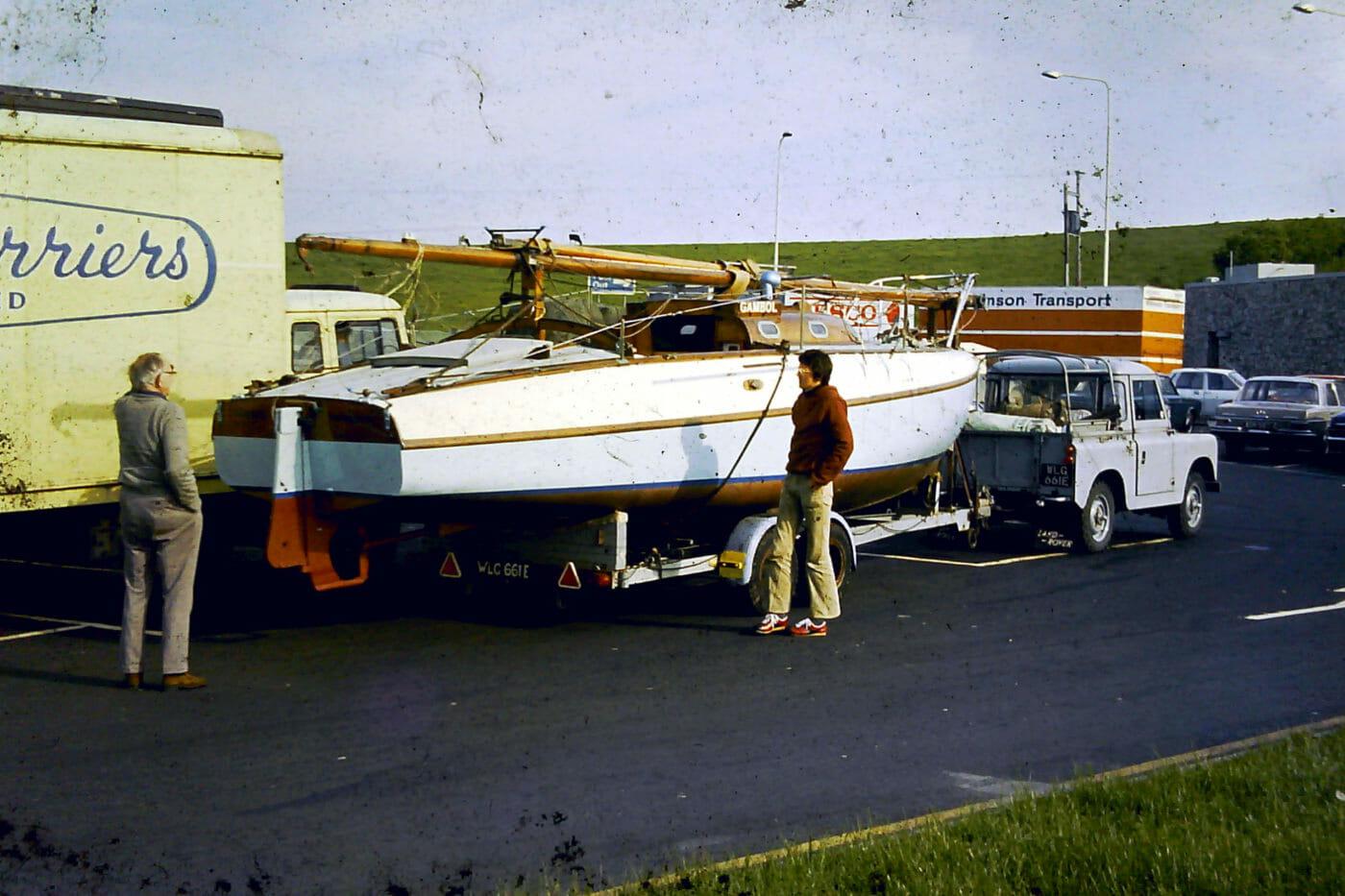 A17 Gambol Cyril John Harpley Circa 1976