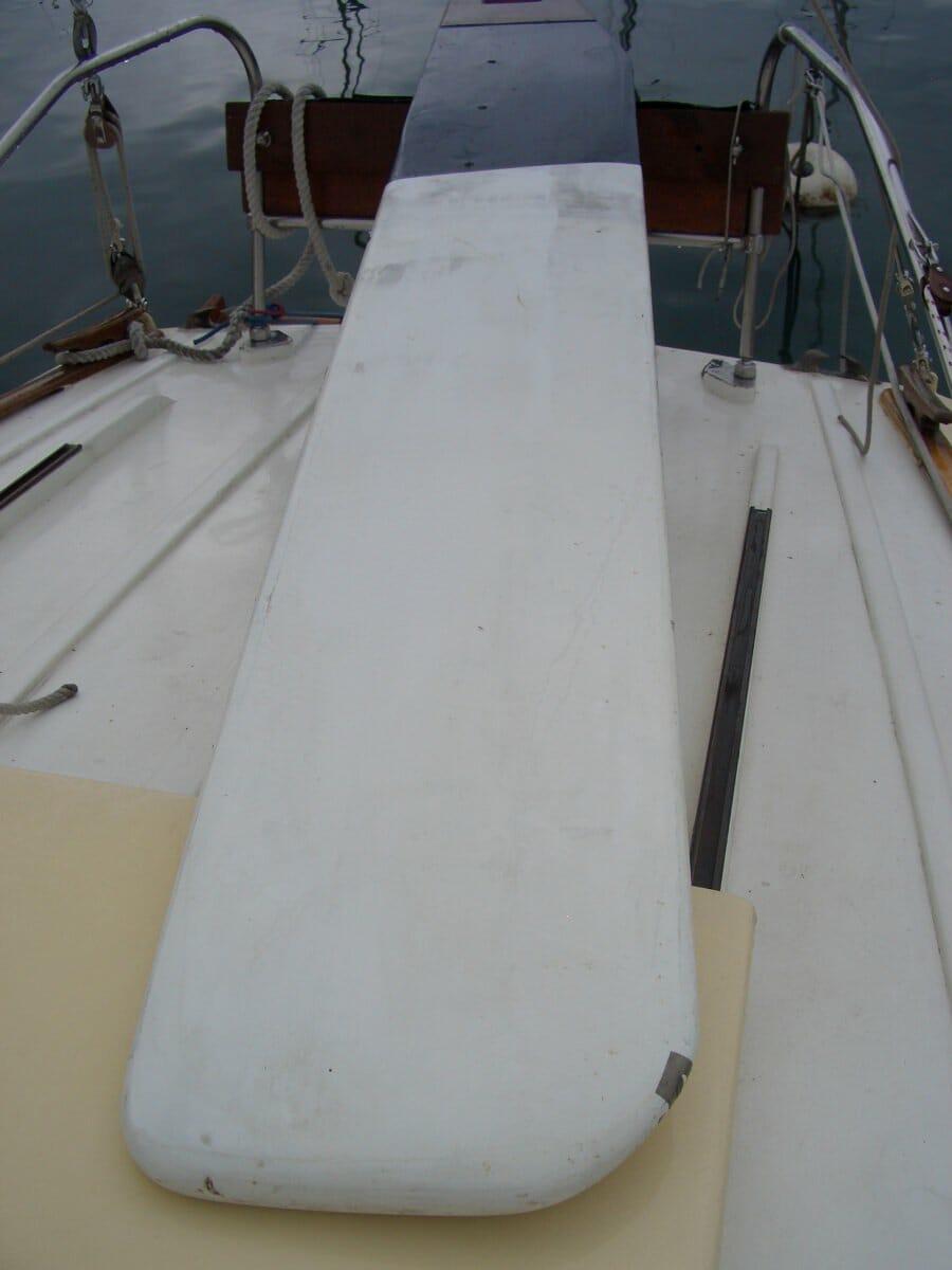 A89 rudder