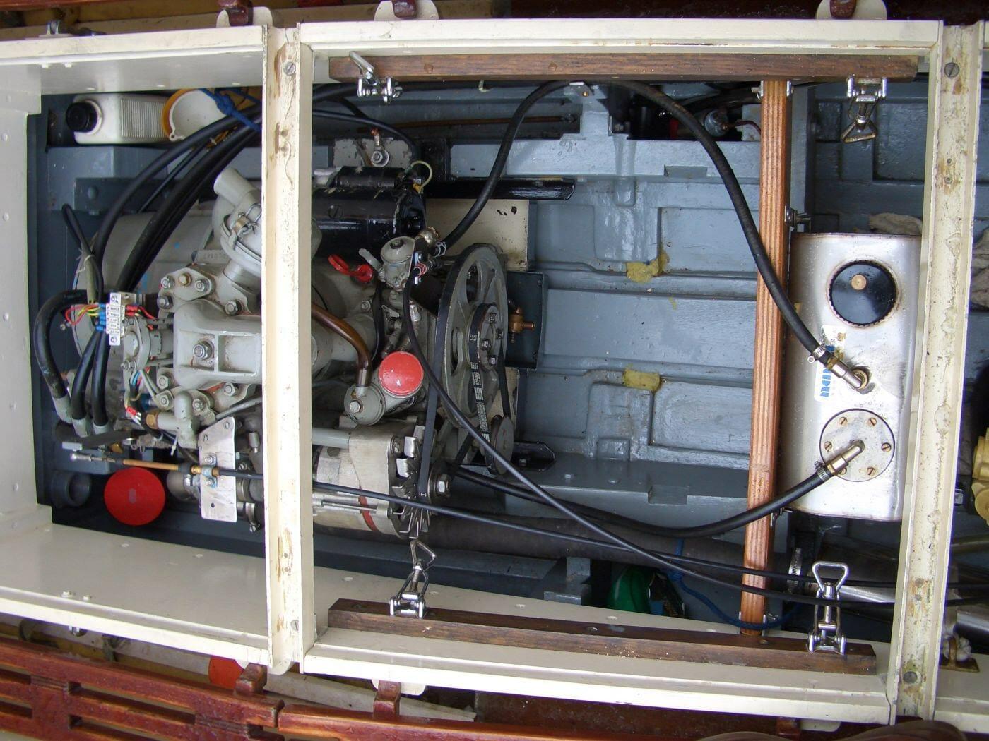 A89's Faryman diesel