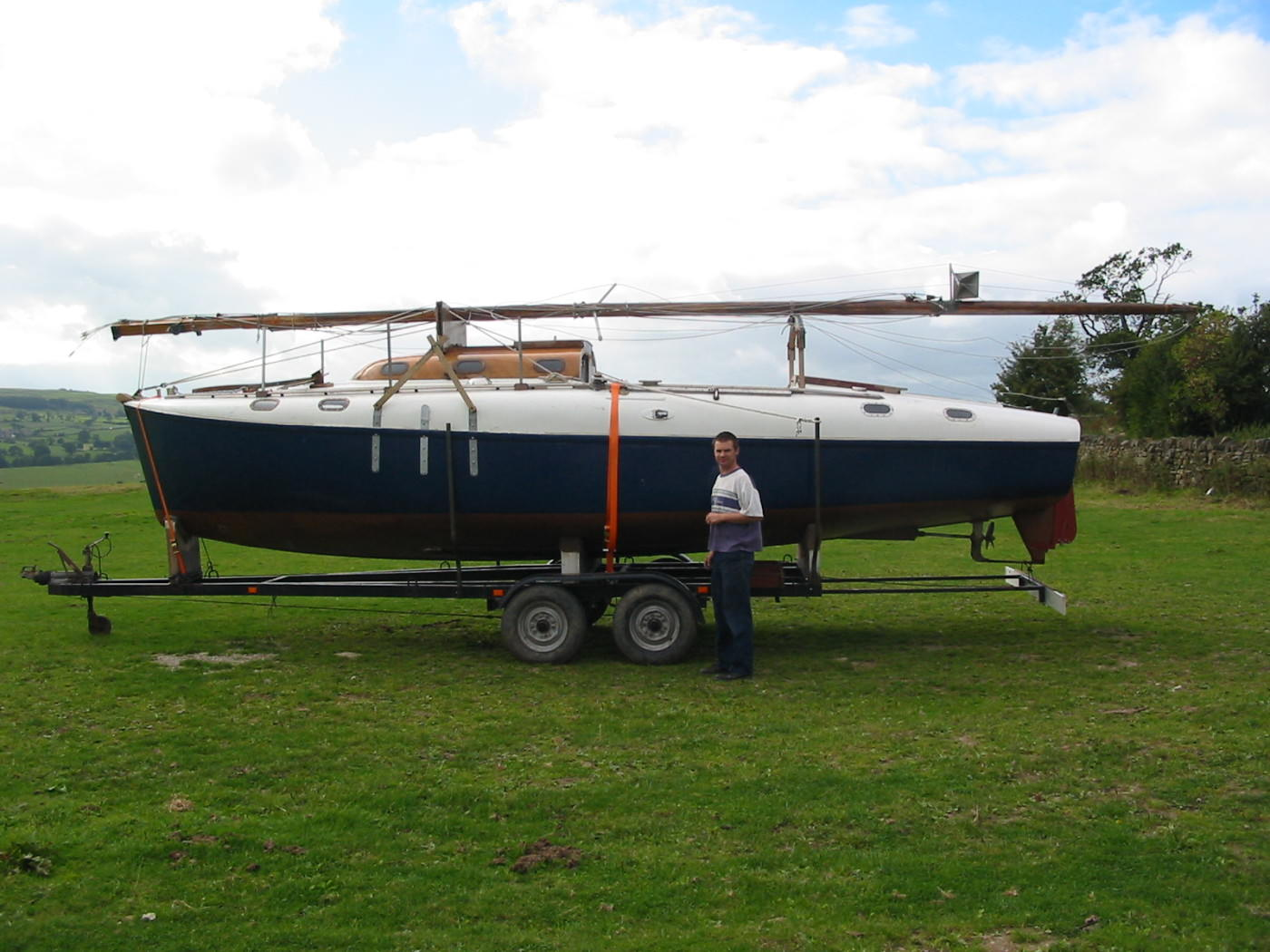 ready for test sail