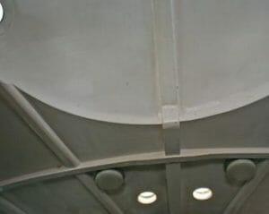For Sale in 2004. Ventilators in the deck.