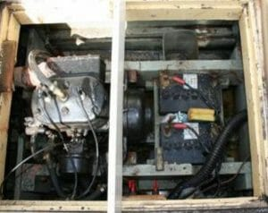 Dolphin engine in 2004.