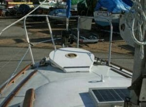 2010 For Sale - foredeck