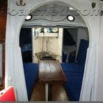 2010 For Sale - looking into the cabin