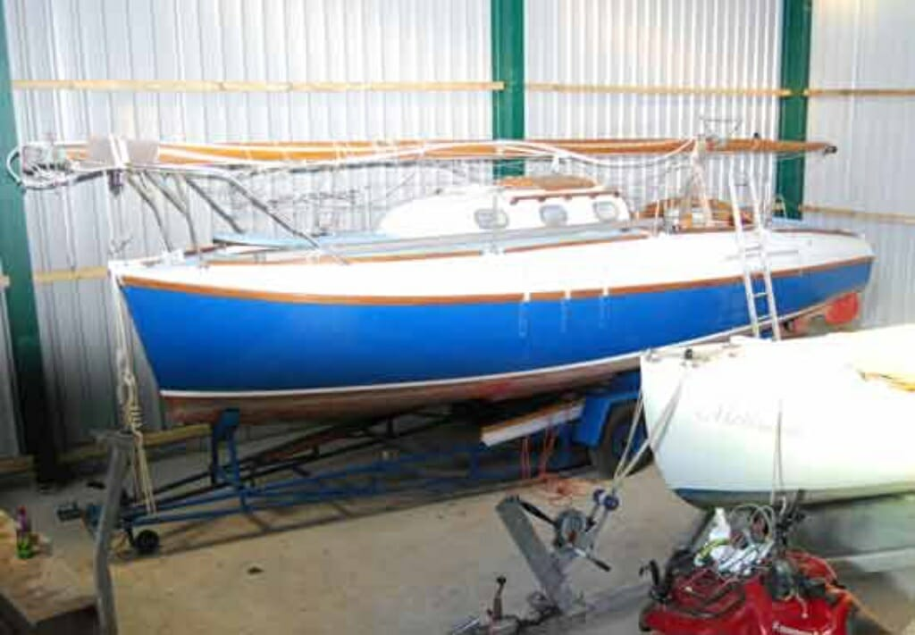 A124 For Sale in 2007 - Eastern Yachtbrokers SOLD