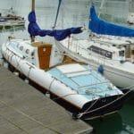 2009 Hullabaloo afloat