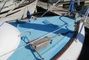 2012 For sale - foredeck