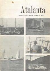 AOA Bulletin 1976-77 cover