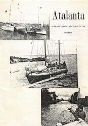 AOA Bulletin 1978-79 cover