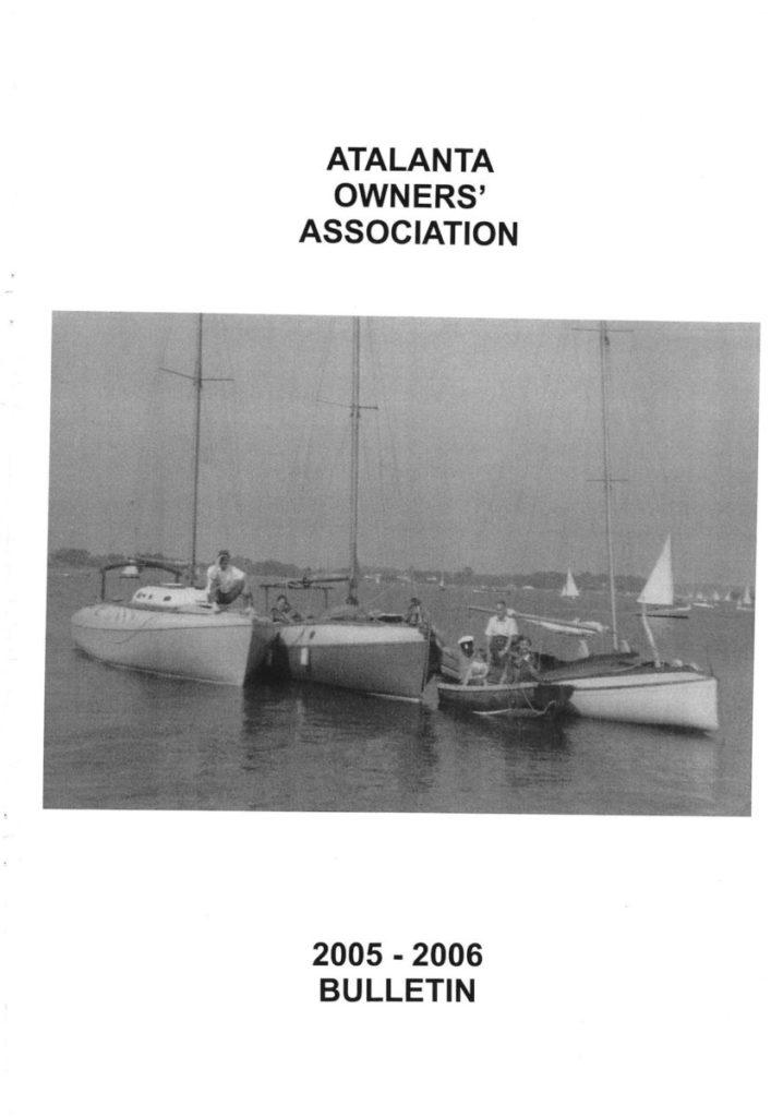 AOA Bulletin 2005-06 cover