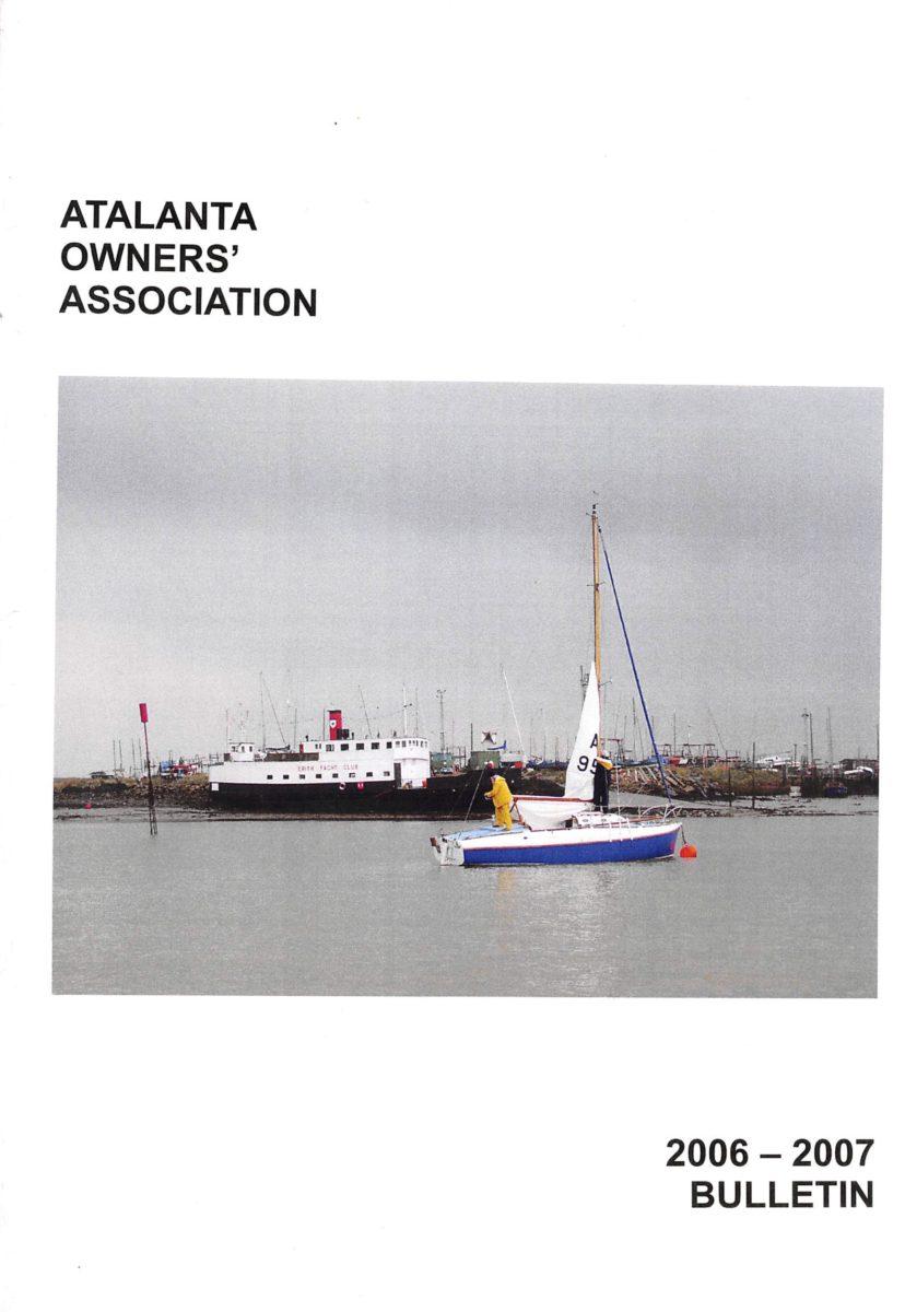 AOA Bulletin 2006-07 cover