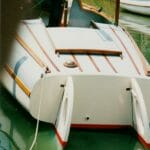 A15 Artemis twin rudders