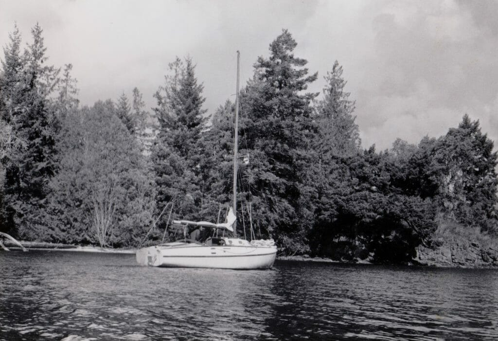 A51 Local waters, BC Canada 1990