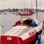 A60 Achates (5) 1996 At MDL Hamble