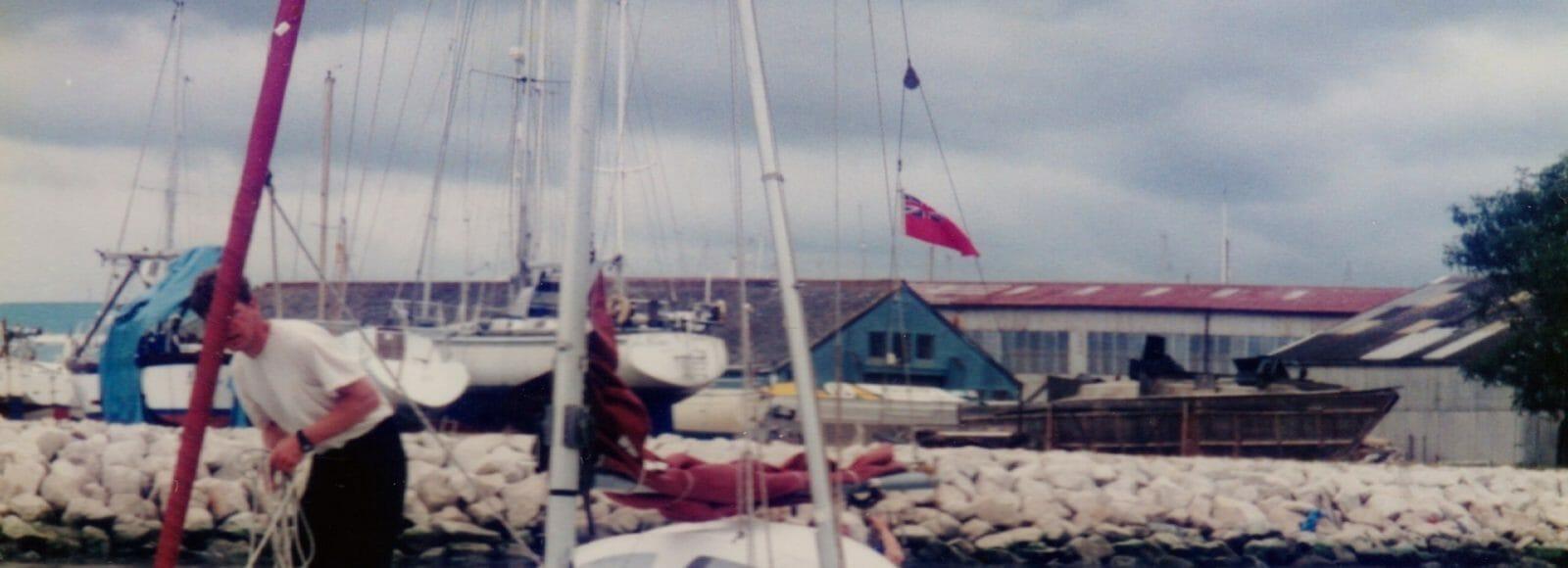 A60 Achates (7) 1996 At MDL Hamble