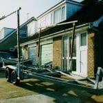 A65 Sturdy docking/side arms