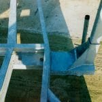 A65 Docking arms socket arrangment