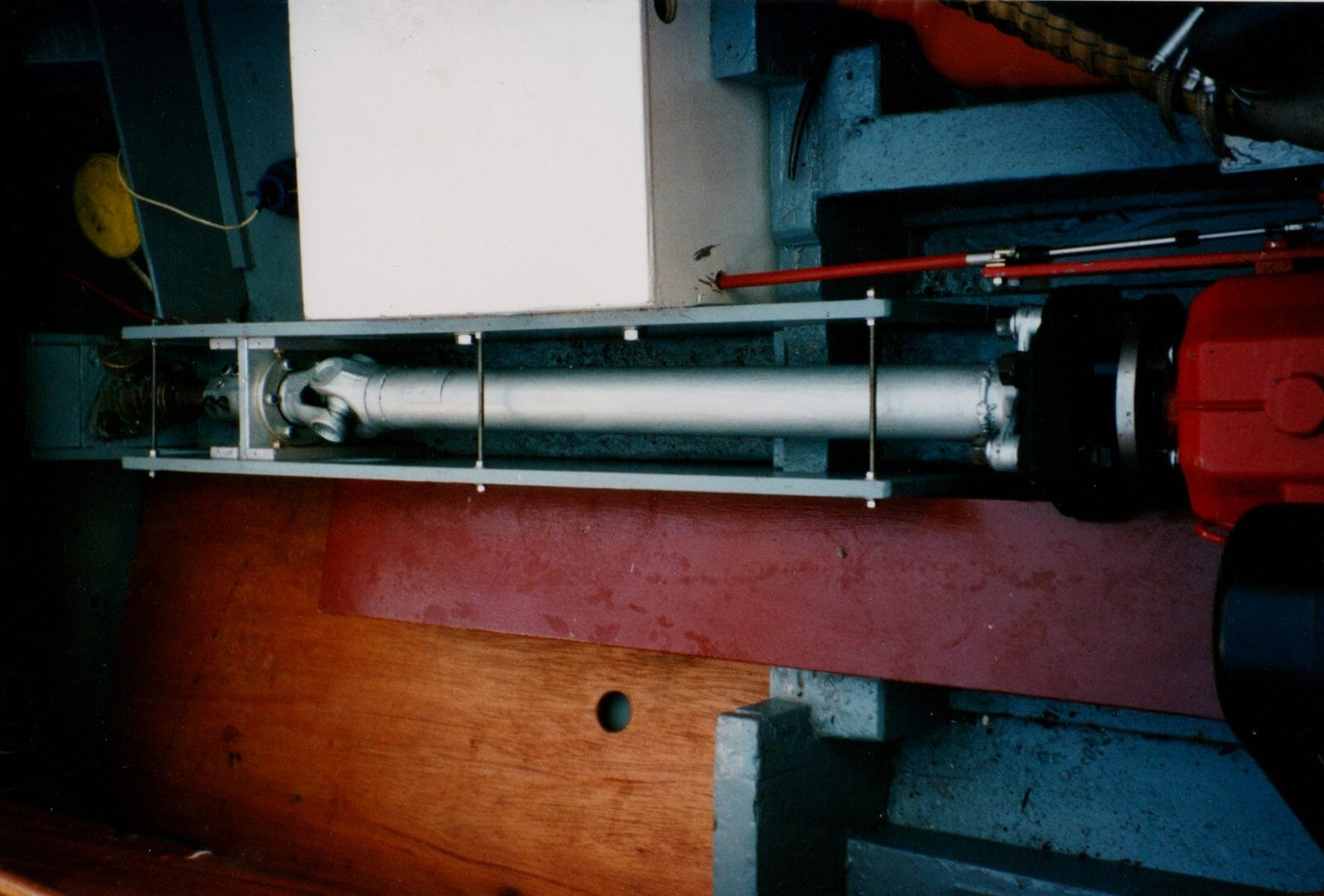 A95 New drive shaft 1999
