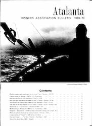 AOA Bulletin 1969-70