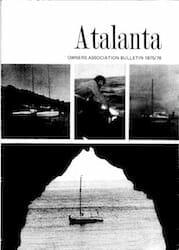 AOA Bulletin 1975-76 cover