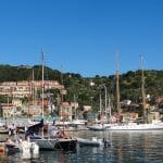 The harbour at La Grazie - small and perfectly formed!