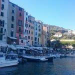 Alistair blags us a prime location in Portovenere