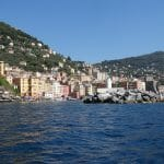 Camogli and Recco marked the start of a very populated stretch of coat which stretched all the way to Genoa.