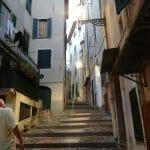 San Remo backstreets