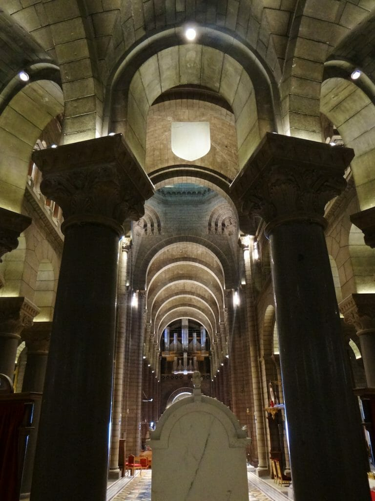 The impressive St Nicholas Cathedral