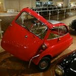 The Isetta. Tremendous fun