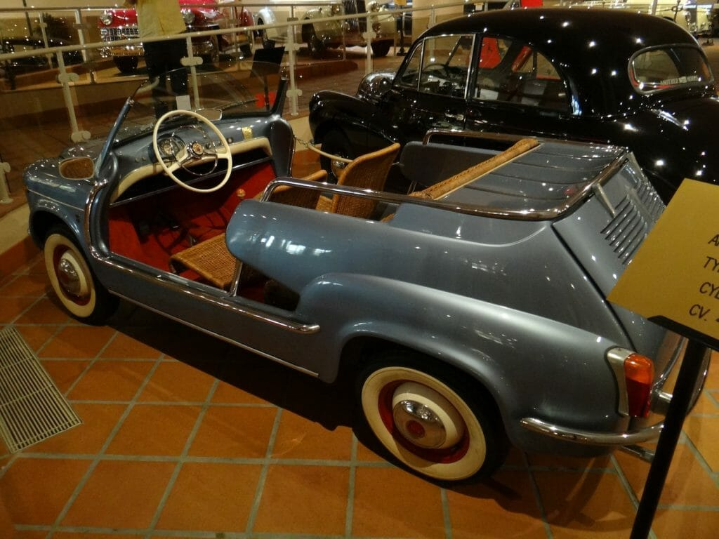 A present to the Prince this is an amazing Fiat