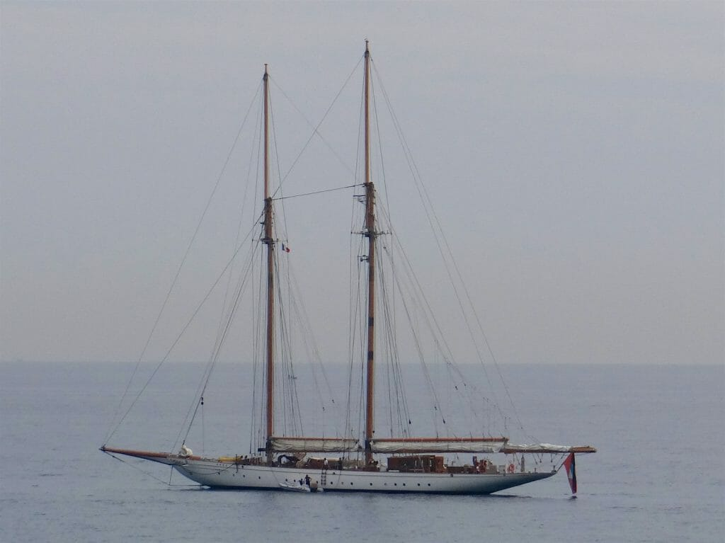Another schooner