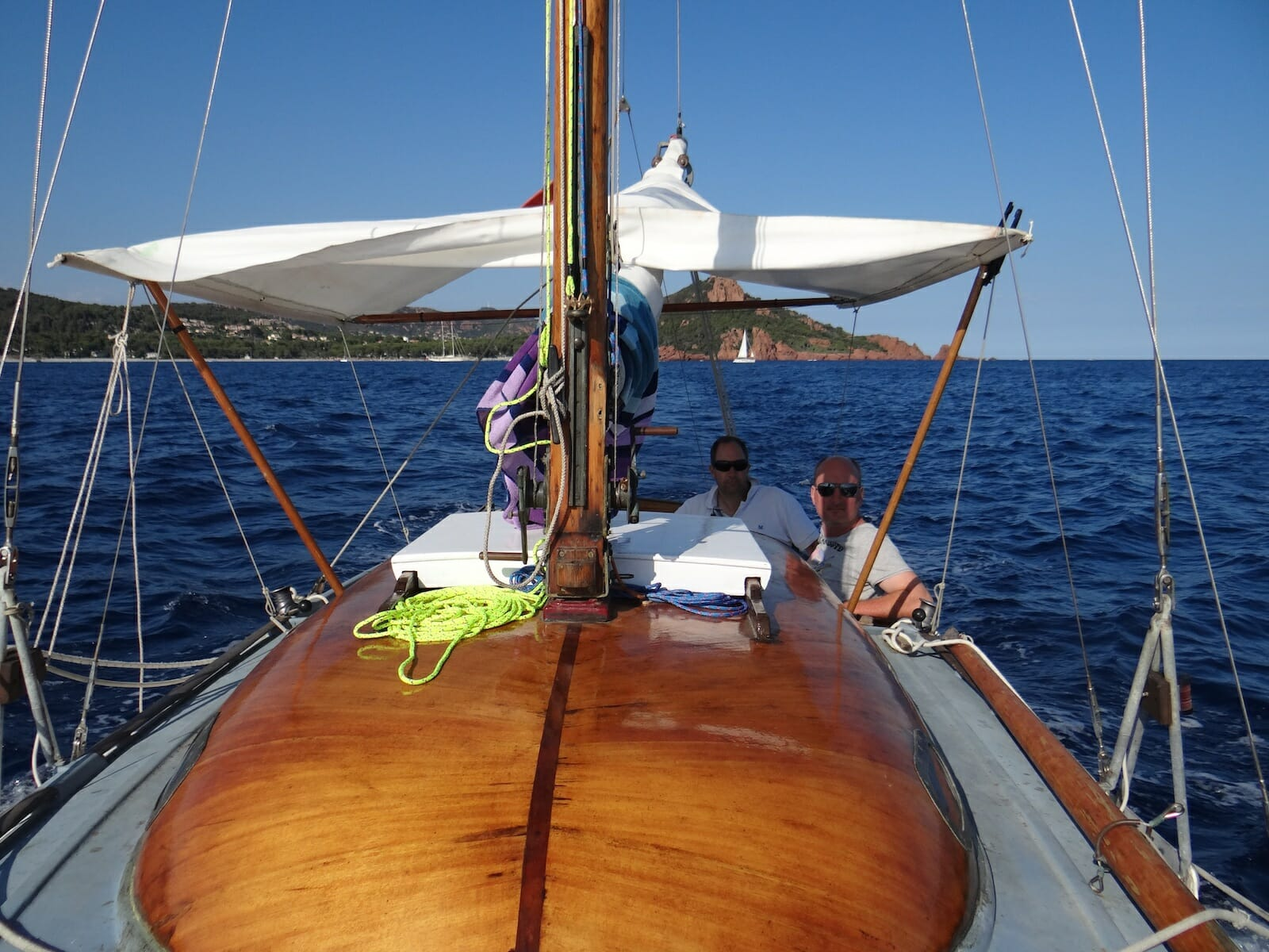 06 Sep - Past Agay to St Tropez
