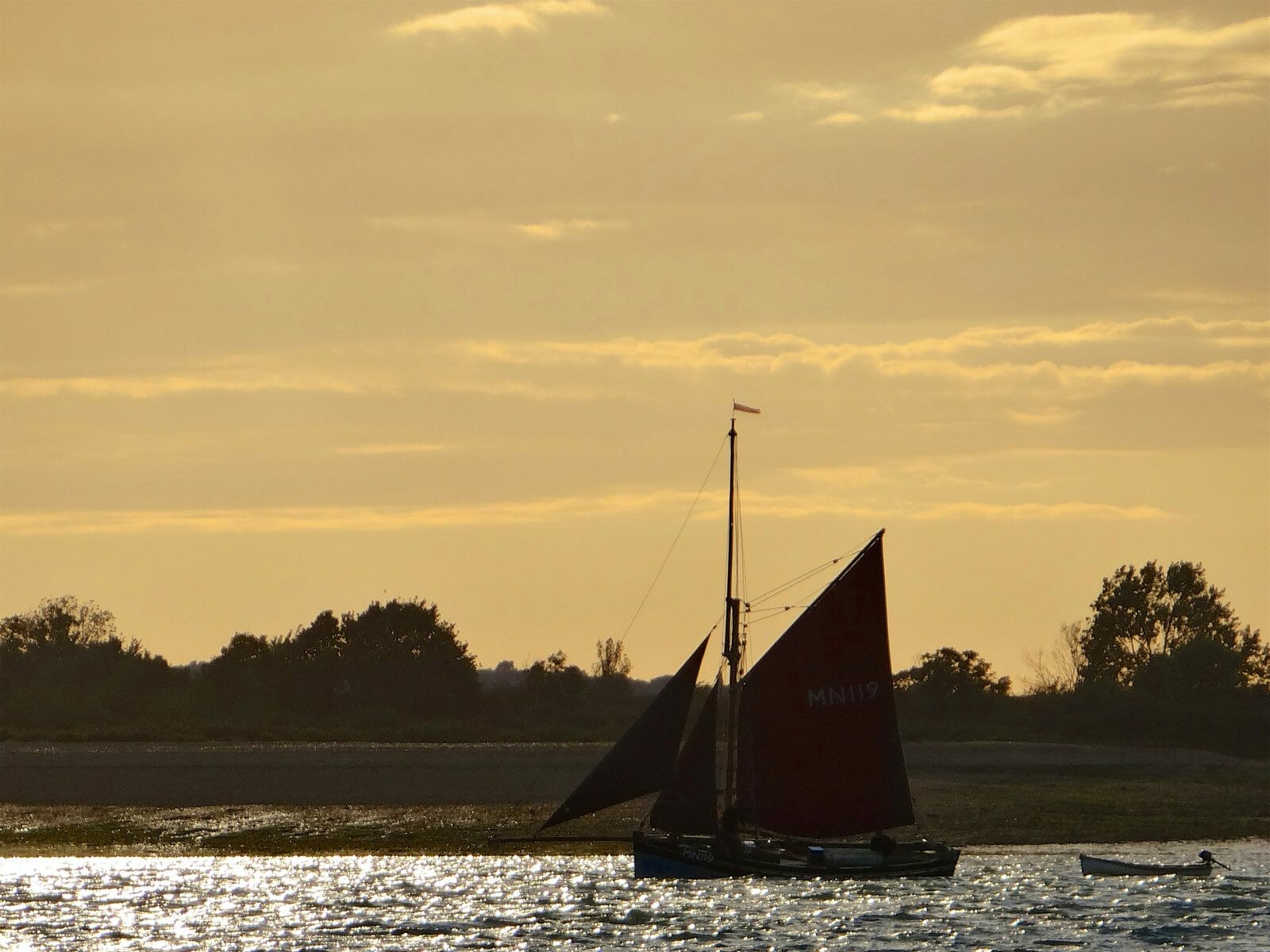 Evening on the Blackwater